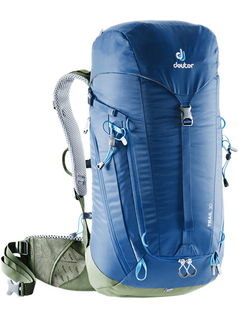 Deuter Trail 30 Backpack steel/khaki